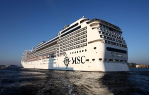 MSC Cruises Magnifica Ship