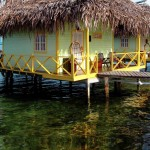 Panama Over-the-Water Bungalows